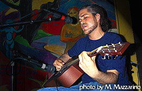 May 19, 1999 @ Chief Ike's Mambo Room, Washington DC - Photo by Marco Mazzarino